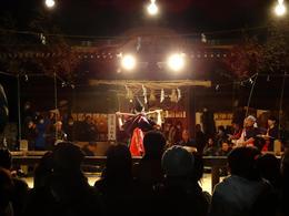 受け継がれる伝統芸能、藤守の田遊び(国の重要無形民俗文化財)