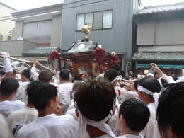 「アンエットン」に込められた祈り、焼津の荒祭