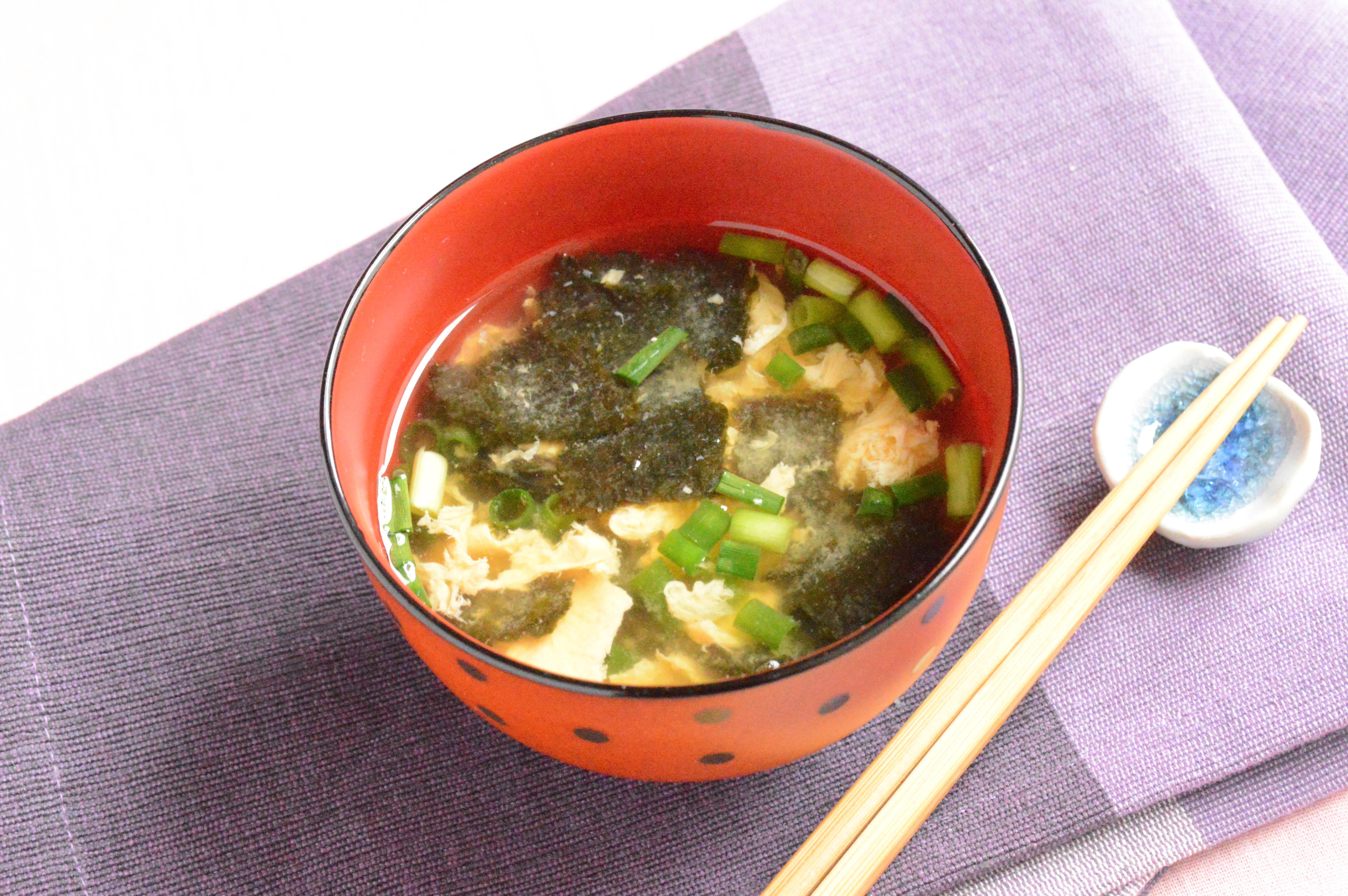 卵と海苔の味噌汁3.JPG