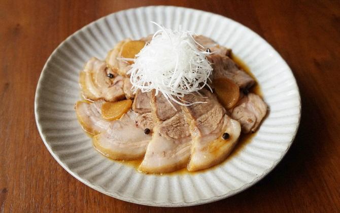 楠さん家の 簡単&さっぱり煮豚