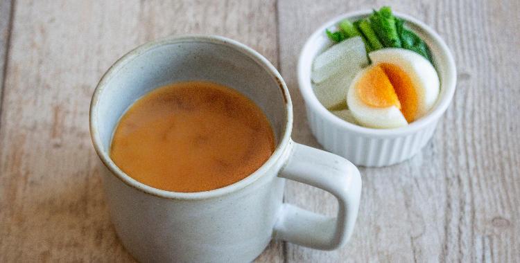 マグde味噌汁