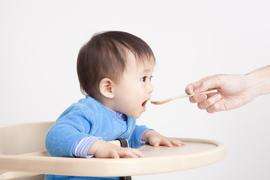 食べる力を育てる離乳食教室<中期クラス>(オンライン講座)