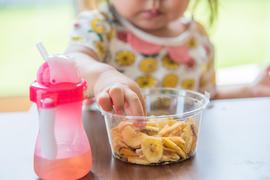 食べる力を育てる離乳食教室<後期クラス>(オンライン講座)